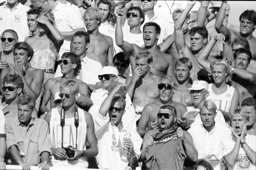 278 Swimming EM 1991 Athens