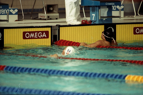 050 Swimming EM 1993 Sheffield