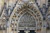 Praha, Katedrála sv. Víta - DSC_3378p (Milan Tvrdý) Tags: praha prague hradčany praguecastle pražskýhrad czechrepublic