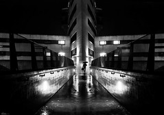 why I don't like November? (René Mollet) Tags: rain night nightshot morning blackandwhite bw aarau art candite street streetphotography shadow silhouette streetart streetphotographiebw urban urbanstreet architecture behmen renémollet