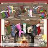 Sway's [Christmas Stocking] | Whimsical (Sway Dench / Sway's) Tags: whimsical stocking christmas gacha virtual vr secondlife mermaid cowboy paw ballerina sways