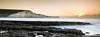 Seven Sisters Sunrise (RJ Photographic (900,000 views Thank You)) Tags: 09 grads leefilters seven sun sussex waves cliffs east hard longexposure outdoors rockpools rocks seascape sisters soft sunrise water white