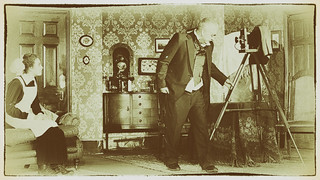 Photography of a bygone age...