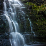Middle Black Clough Waterfall [Explored 20/11/17] thumbnail