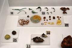 Rome, Italy - Villa Giulia (Etruscan Museum) - Beads and Jewelry (jrozwado) Tags: europe italy italia rome roma villagiulia museum archaeology etruscan jewelry bead