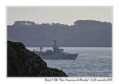 20171120_09057_f334_dom_francisco_de_almeida_bateau_1200px (ge 29) Tags: bretagne breizh finistere brest minou bateau ship boat fregate f334