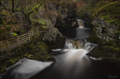 Ingleton Waterfall Trail (Dave Holder) Tags: waterfall waterblur water yorkshire yorkshiredales rocks river longexposure landscape leefilters leebigstopper kasefilters canon