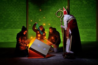 Happy Saint Nicholas' day...