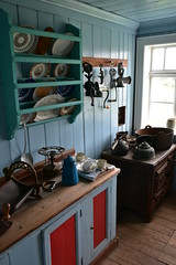 Traditional Icelandic Kitchen (Amaury Laporte) Tags: europe iceland skogar folkmuseum traditional history
