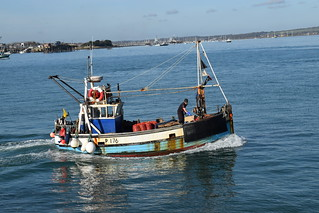 Katie P176 Fishing Boat