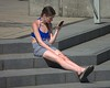 Feel The Burn (swong95765) Tags: sun suntanning female woman exposed exposure rays sunshine reddening burn burning skin