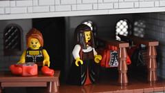 Tailor's Shop, Jameston - Interior (Ayrlego) Tags: lego brethrenofthebrickseas bobs jameston corrington