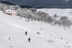 Gorbeiarantz (Jabi Artaraz) Tags: jabiartaraz jartaraz zb euskoflickr nieve invierno negua winter elurra mendia montaña gorbea arratia