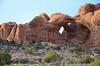 Double Arch (Joe Shlabotnik) Tags: nationalpark utah 2017 arches arch archesnationalpark doublearch november2017 moab afsdxvrzoomnikkor18105mmf3556ged faved