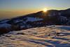 Starcrusher (matteo.buriola) Tags: friuli prealpi carniche bellunesi piancavallo sunset mountains landscape panorama trekking snow nikon d3100