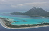 Bora Bora (powerfocusfotografie) Tags: borabora polynesia pacific ocean travelling island sea water blue tropical outdoors destination mountain aerial resorts henk nikond90 powerfocusfotografie