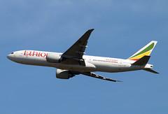 ET-ANR (JBoulin94) Tags: etanr ethiopian airlines boeing 777200lr washington dulles international airport iad kiad usa virginia va john boulin