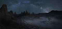 The Arena (Night Scapes) Tags: steverengers milkyway tronapinnacles trona nightsky nightscape nightphotography