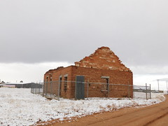 Fort Sanders Guardhouse (jimmywayne) Tags: wyoming laramie albanycounty fortsanders ftsanders decay ruins historic nrhp nationalregister guardhouse