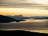 SAN JUAN ISLANDS VIEW FROM MT CONSTITUTION (PHOTOGRAPHY|bydamanti) Tags: washington unitedstates us moranstatepark mountconstitution orcasisland sanjuanislands sunrise