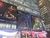 Justice League Billboard Times Square 2017 NYC 3541 (Brechtbug) Tags: justice league standee poster man steel superman pictured the flash cyborg dark knight batman aquaman amazonian wonder woman number one times square 2017 nyc 11082017 movie billboards night nite evening new york city advertisement dc comic comics hero superhero krypton alien bat adventure funnies book character near broadway bruce wayne millionaire group america jla team