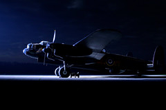 'Avro Lancaster' (andrew_@oxford) Tags: avro lancaster raf east kirkby bomber command royal air force 1940s wartime timeline events