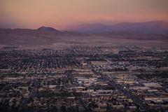 Las Vegas Sunset (Katka S.) Tags: usa united states america las vegas sunset city evening stratosphere sky nevada