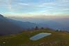 stagno a malga Paoda (Tabboz) Tags: montagna sentiero cresta cima vetta prati prealpi autunno cengia tramonto escursione malga montegrappa panorama nuvole nebbia