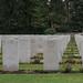 Commonwealth WW1 graves - Ohlsdorf Cemetry Hamburg