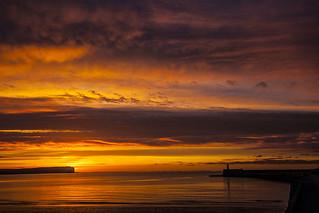 lighthose sunrise 4t