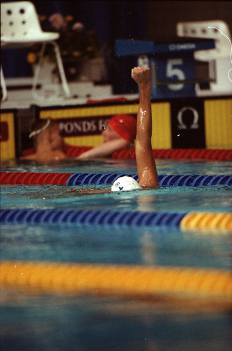 060 Swimming EM 1993 Sheffield