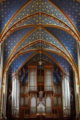 Basilika im Wallfahrtsort Kevelaer (Thomas Velten) Tags: basilika kevelaer nordrheinwestfalen deutschland orgel