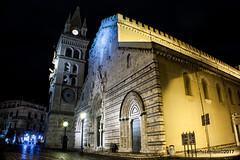Messina Cathedral (zancle76 (Roberto Lembo)) Tags: messina night notturne noflash longexpo longexposure monument turist explorer