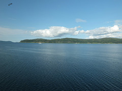 Norway by the sea - blue in the sky - blue water (andreas-h) Tags: richard with hurtigruten norway norge norwegen postschiffreise sea blue
