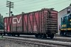Over the Limit (douglilly) Tags: centralvermont boxcar stalbans