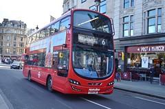 VWH2106 LK15CXE (PD3.) Tags: vwh2106 vwh 2106 lk15cxe lk15 cxe volvo wright gemini metroline london bus buses england uk sight seeing sightseeing psv pcv