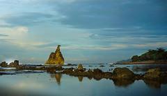 Morning Charm (pramuditalina) Tags: sawarna hightide lowtide southernocean karanglayar bantenpelabuhanratu pantaikarang sonya7ii