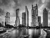 (Rob-Shanghai) Tags: shanghai china lujiazui mono cityscape park leica leicaq
