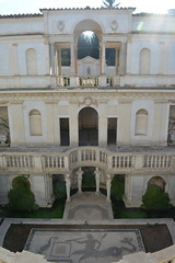 Rome, Italy - Villa Giulia (Etruscan Museum) - Nymphaeum (jrozwado) Tags: europe italy italia rome roma villagiulia museum archaeology etruscan villa nymphaeum ninfeo mosaic