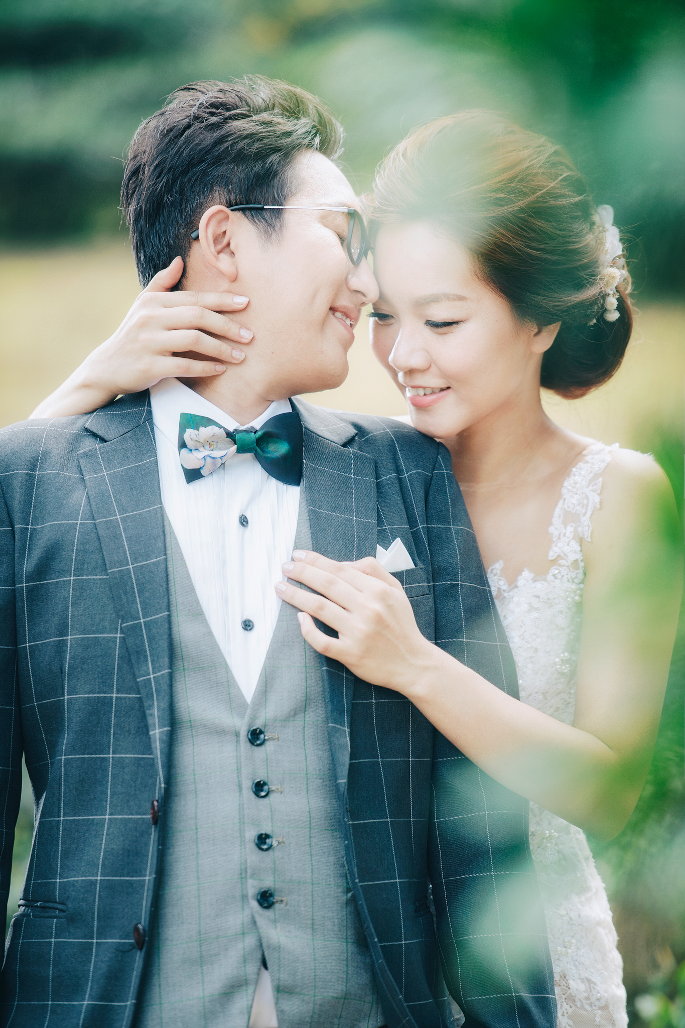 Donfer Photography, EASTERN WEDDING, 自主婚紗, 自助婚紗, 婚紗影像, 熊空茶園, 長曝婚紗, 藝術婚紗
