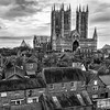 Dominating The Skyline (Geoff France) Tags: lincoln lincolncathedral cathedral tower church minster architecture structure