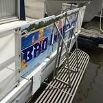 "FAMmx Design Custom Boat Sign for ""Bad Influence."" <a style=""margin-left:10px; font-size:0.8em;"" href=""http://www.flickr.com/photos/99185451@N05/38592129271/"" target=""_blank"">@flickr</a>"