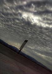 carpool ceiling, northbound US 101 between Morgan Hill and San Jose, November 23, 2017 (/\/\ichael Patric|{) Tags: cloudy cloudcover cloudyday carpoollane gray grey driving sanjose sanjosecalifornia sanjosé santaclaracounty santaclaracountycalifornia southbay sanfranciscobayarea sfbayarea bayarea northerncalifornia california westcoast michaelpatrick november2017 november 2017 ushighway101 us101 freeway