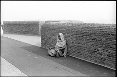 Gurdwara Gobind Garh  - Qila Mubarak Bathinda - Punjab India (waex99) Tags: 2017 400iso epson india kodak leica lodhi m6 october pathiala punjab summicron tmy travel analog bathinda film v500 qila mubarak gurdwara gobind garh