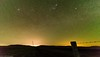 into the light (andrew.walker28) Tags: nightscape stars light pollution night landscape astrophotography airglow green