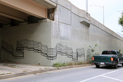revok (Luna Park) Tags: ny nyc newyork brooklyn graffiti msk lunapark revok jasonrevok contraption lines