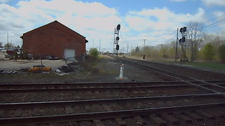 CSX freight train (April 2016) (Marion, Ohio, USA) 1