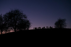 Primrose Hill, London (romanboed) Tags: leica m 240 summilux 50 europe uk united kingdom england london primrose hill night landscape urban city