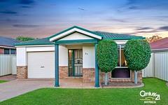 24 Tullaroan Street, Kellyville Ridge NSW