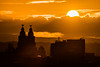 Liverpool Sunset (ianbonnell) Tags: liverpool sunset silhouette